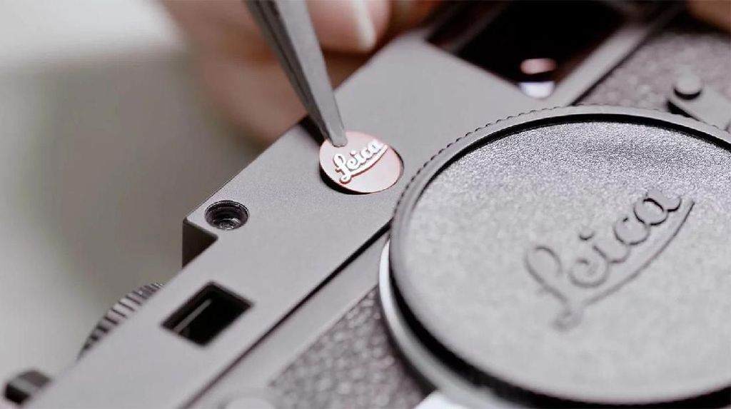 Mengintip Pembuatan Kamera Leica M10 yang Tidak Sembarangan