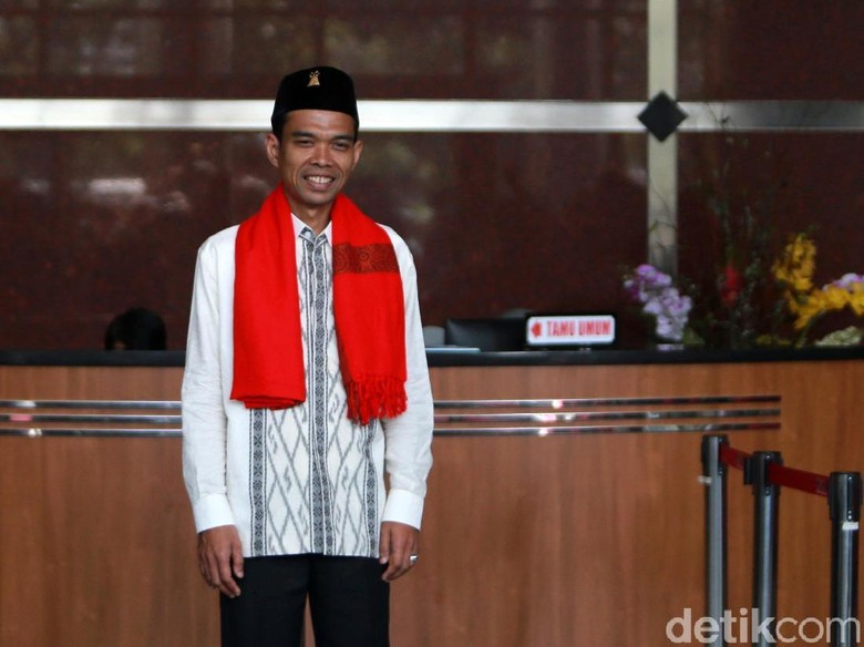 Ustaz Abdul Somad. Foto: Ari Saputra