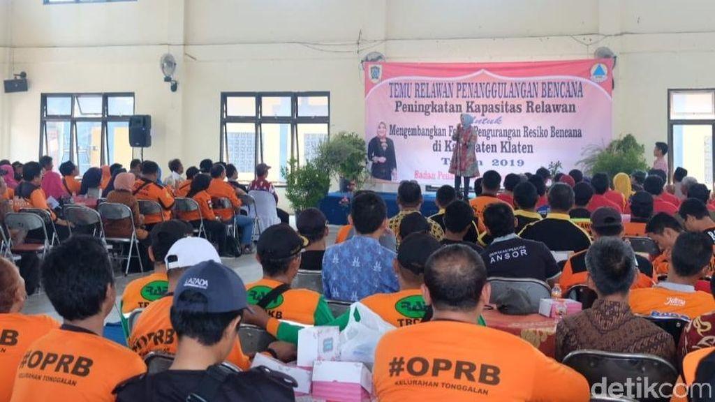 Gempa Sering Terjadi di Klaten, Pemkab Petakan Ulang Sesar Aktif