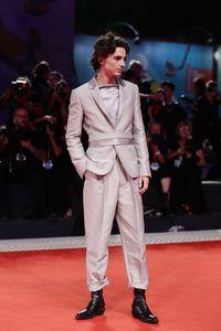 Aktor Timothee Chalamet Jadi Pria Paling Berpengaruh di Dunia Fashion