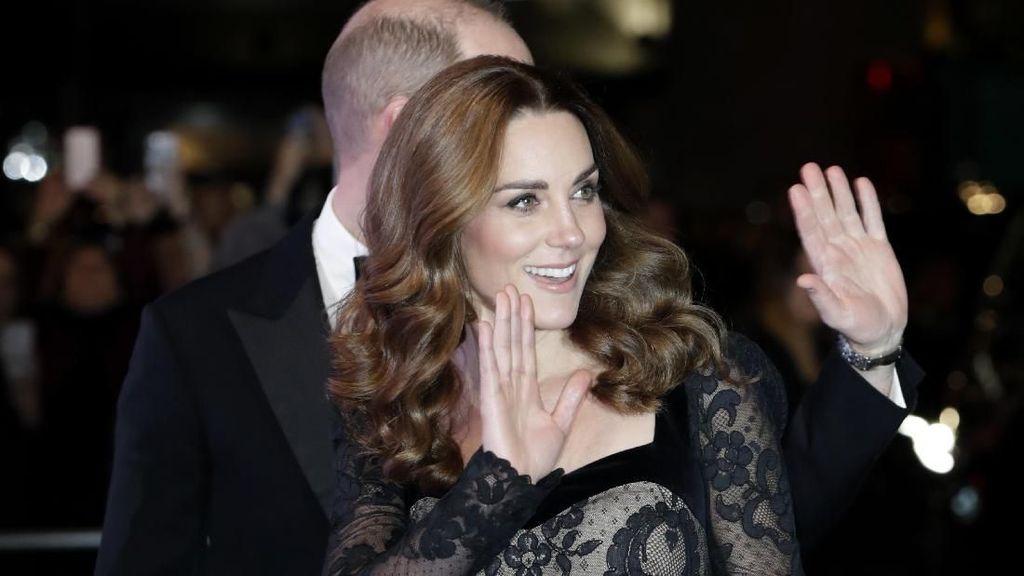 Kate Middleton Dikabarkan Hamil Anak Ke-4