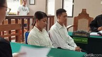 Nekat Jualan Narkoba di Bali, Pasutri Asal Banyuwangi Diadili