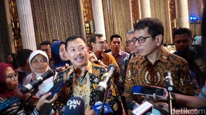 Menkes Terawan menyinggung Mak Erot saat berbicara tentang medical tourism (Foto: Khadijah Nur Azizah/detikHealth)