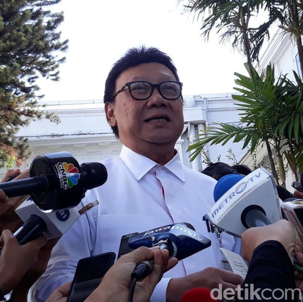Gaya Erick Thohir Pangkas 7 Deputi Jadi Contoh Perampingan Eselon