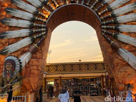 Hari Pertama di Dubai, Pemenang d'Traveler Berasa Sultan
