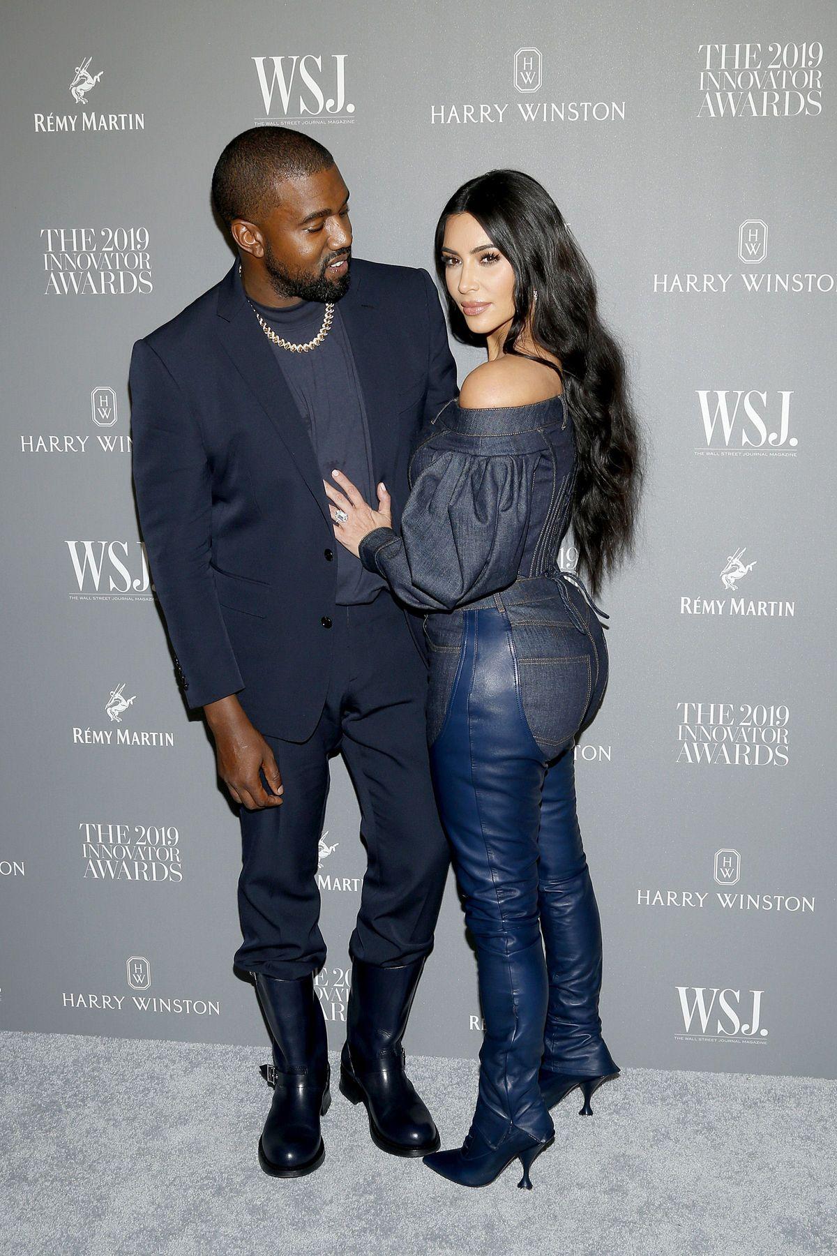 Ini Alasan Sebenarnya Kim Kardashian Cerai Dari Kanye West