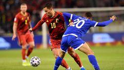 Hajar Siprus 6-1, Belgia Sempurna di Kualifikasi Piala Eropa 2020