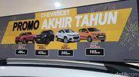 Cuci Gudang Bikin Chevy Cetak Rekor Penjualan