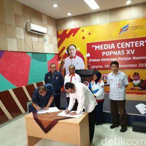 KOI Teken MoU dengan Kemenpora, Dana SEA Games 2019 Cair Sebentar Lagi