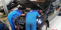 Bengkel Chevrolet yang masih beroperasi