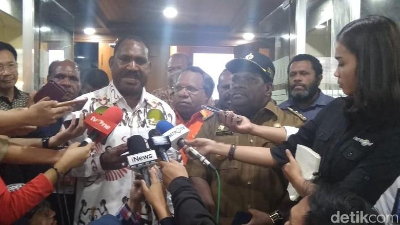 Para Bupati Gandeng UGM Kaji Kelayakan Pemekaran Papua Tengah