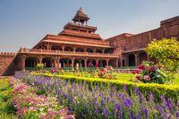 Pesona Agra, Kota yang Menyimpan Sejarah Kejayaan India