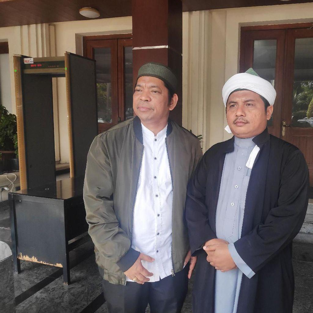 Rektor UIN Sumut-Tuan Guru Batak Temui Mahfud Bahas Deradikalisasi