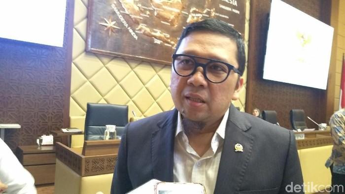 Ketua Komisi II Ahmad Doli Kurnia Tanjung (Azizah/detikcom)