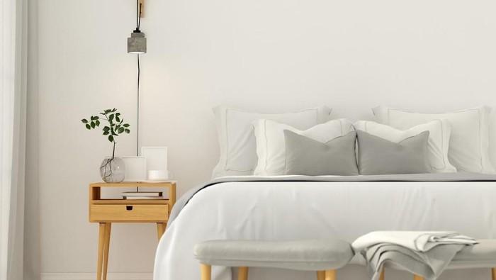 Ilustrasi kamar tidur. Foto: iStock