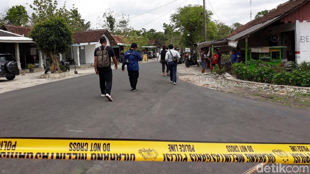 Densus 88 Gerebek Rumah Warga di Gunungkidul, Lokasi Disterilkan