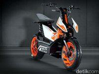 KTM E-Speed di Tokyo Motor Show 2013