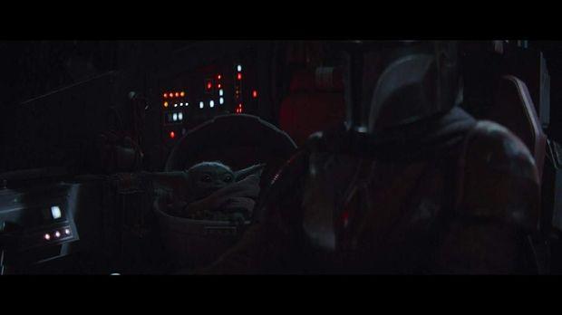 Dari Semesta Star Wars di 'The Mandalorian', Baby Yoda Curi Perhatian