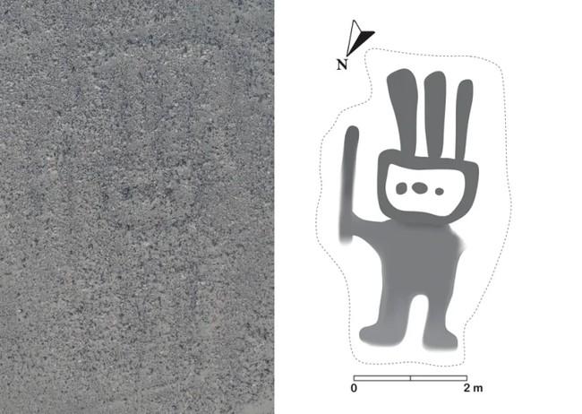 Makin Misterius, Gambar Raksasa Kuno Kembali Ditemukan di Peru