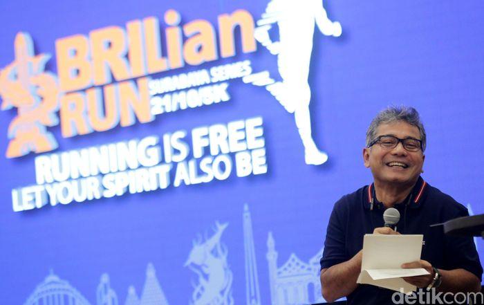 Dengan adanya evenet lari tahunan ini. Direktur Utama BRI, Sunarso, mengaku ingin mewadahi potensi dan bakat-bakat insan olahraga di Indonesia agar nantinya bisa bersaing di kancah kompetisi nasional maupun internasional.