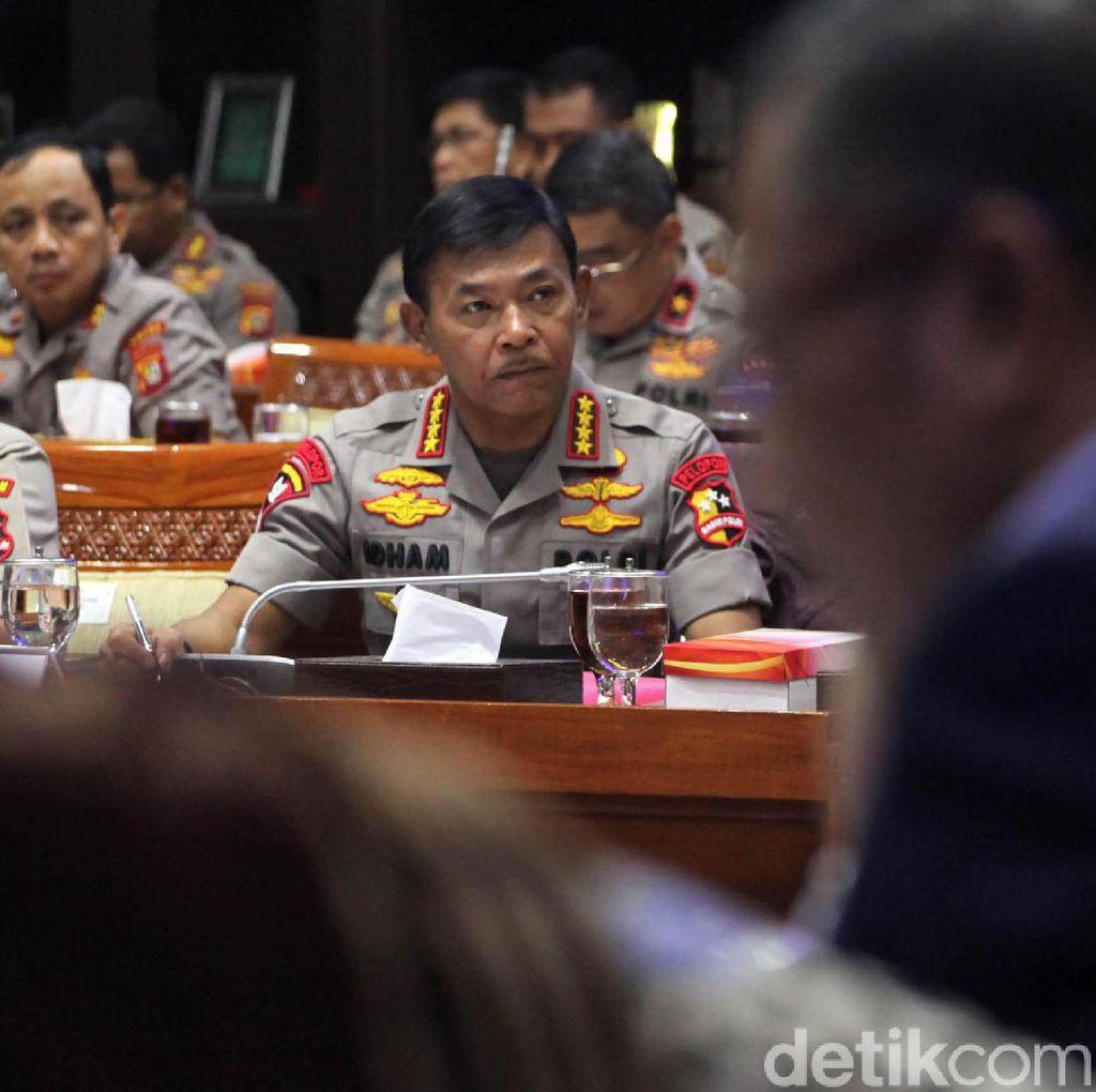Kapolri Jenderal Idham Azis Ungkap Alasan Copot Kapolres Kampar