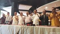 Pemuda Pancasila-FKPPI-SOKSI Deklarasi Dukung Bamsoet Maju Caketum Golkar