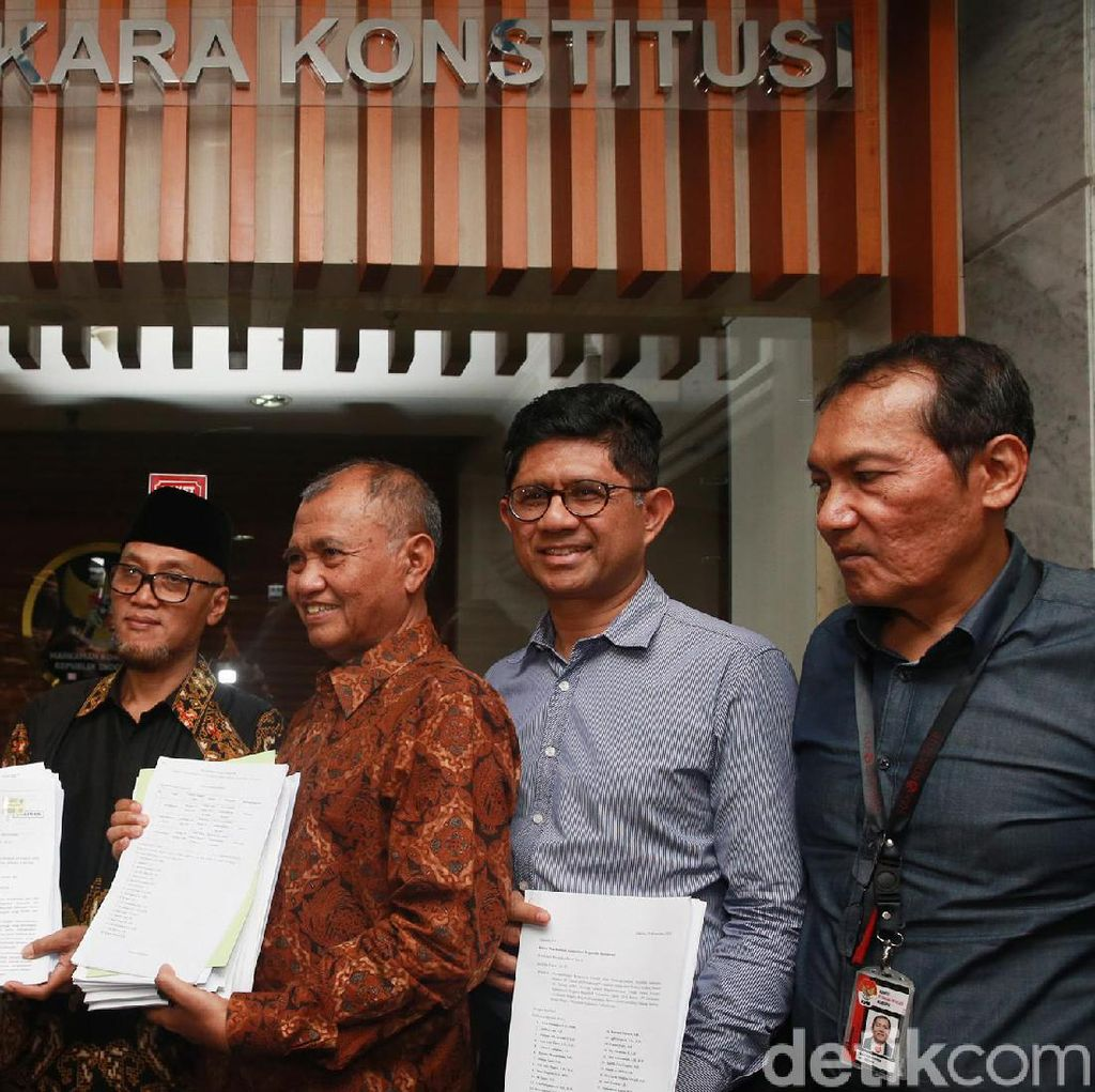 Di Balik Alasan Penggawa KPK Gugat UU KPK ke MK