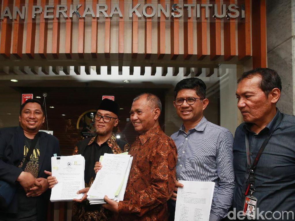 Kuasa Hukum Agus Rahardjo cs Singgung Pengesahan UU KPK Baru Tak Kuorum