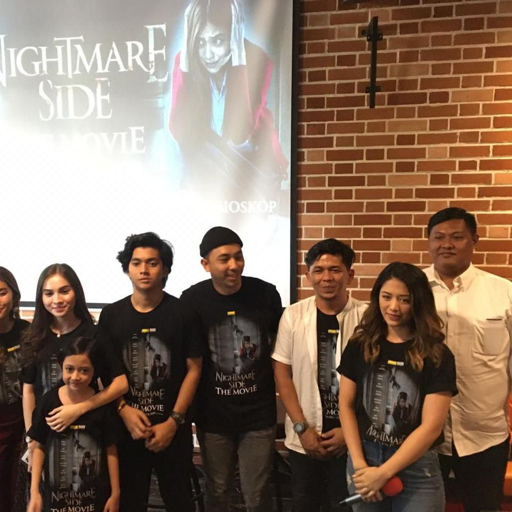 Radio Play Nightmare Side Diangkat ke Layar Lebar