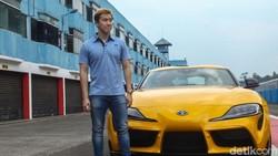 Marcus Gideon Tersingkir, Ingat Lagi Statusnya Sebagai Pembeli Toyota Supra Pertama di RI