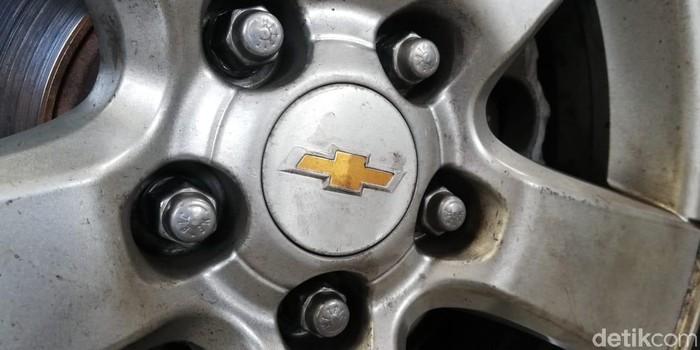 Bengkel Chevrolet