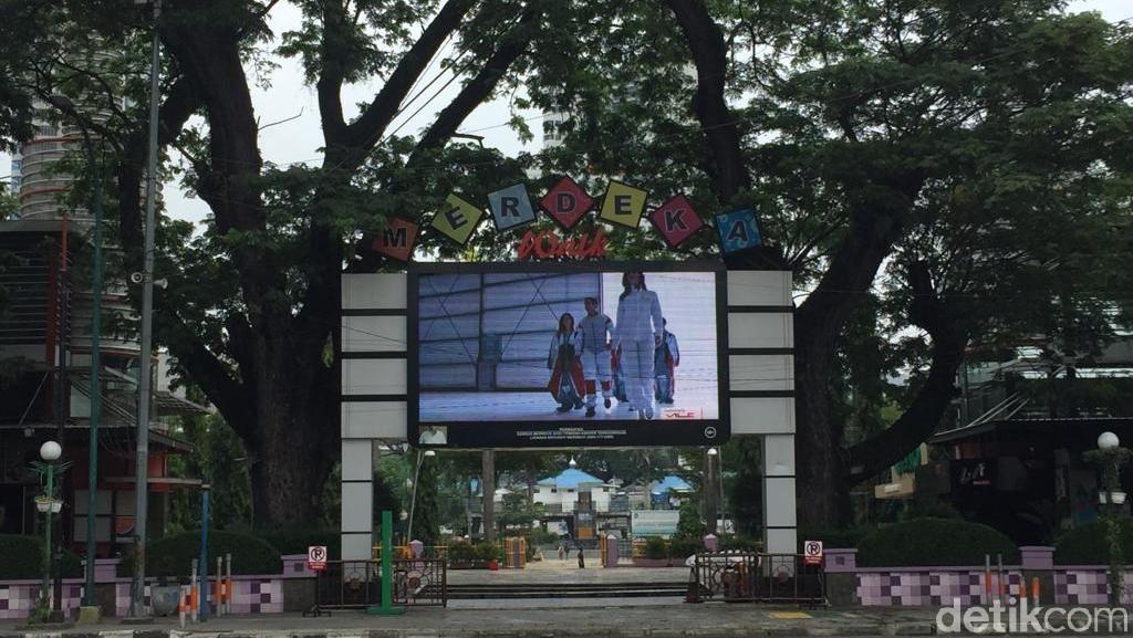 Dukungan untuk Permintaan Gubernur Edy Bongkar Merdeka Walk