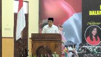 Di Acara Pembinaan Mental TNI AD, Menag Bicara Persatuan Umat Beragama