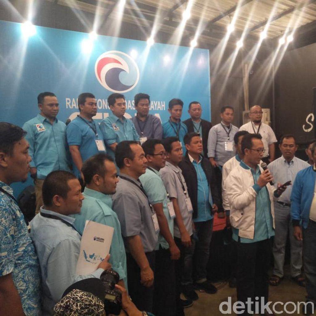 Partai Gelora di Jabar Dihuni Eks Kader PKS