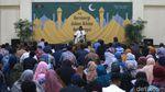 Giliran Gus Muwafiq Isi Tausiyah di KPK