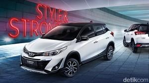 Toyota Rilis Yaris Cross di Thailand