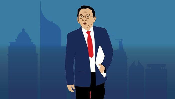 Basuki Tjahaja Purnama Jadi Bos BUMN