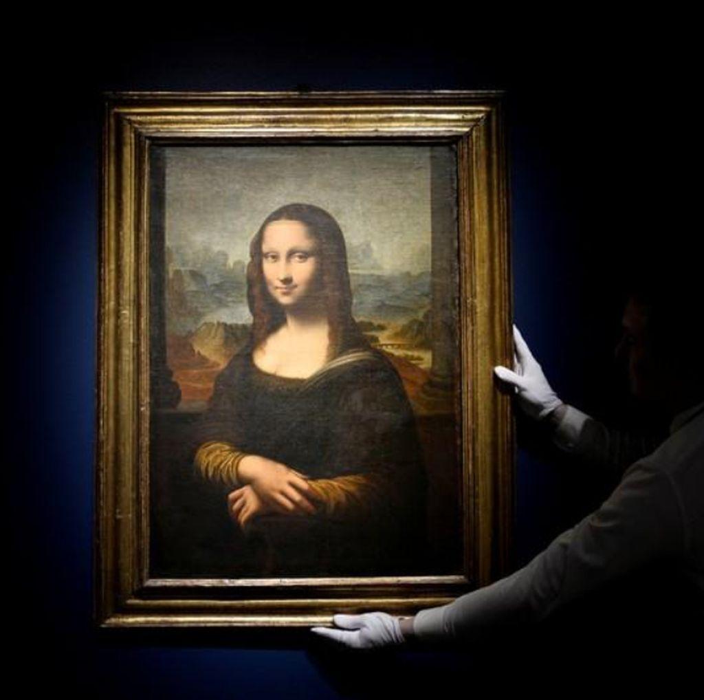 Bosan di Rumah Aja? Lihat Mona Lisa dan Karya Seni Lain di Smartify