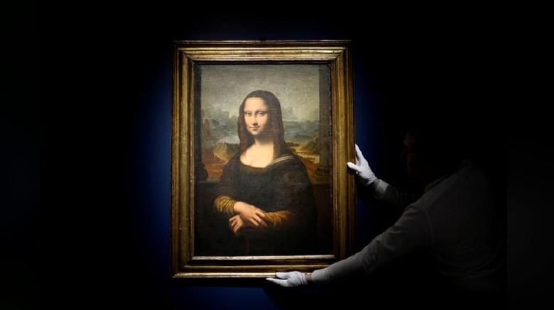 Replika Lukisan Mona Lisa