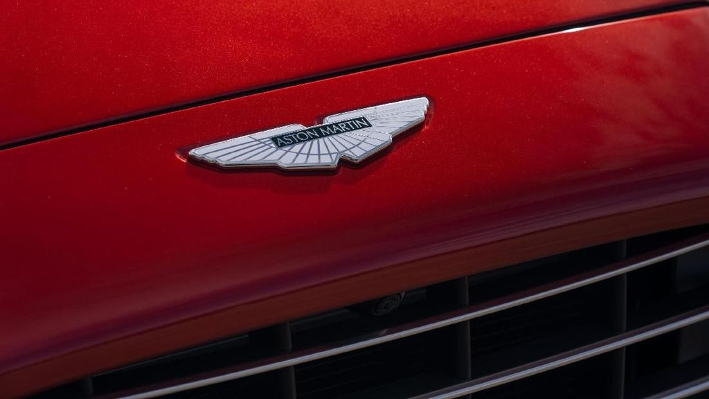 Rugi 3 T di Semester Pertama, Aston Martin Berharap pada Pasar China