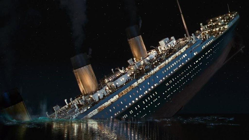 Sebelum Tenggelam di Atlantik, Ini Makanan Mewah yang Disantap Penumpang Titanic