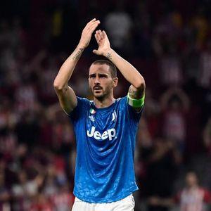 Teken Kontrak Baru, Bonucci: Juventus Rumahku