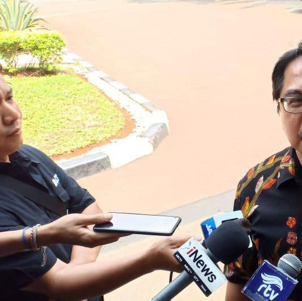 Posting Anies Berwajah Joker, Ade Armando: Foto Dapat dari WA Group