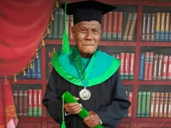 Kakek La Ode Muhammad Sidik (Foto: Istimewa)