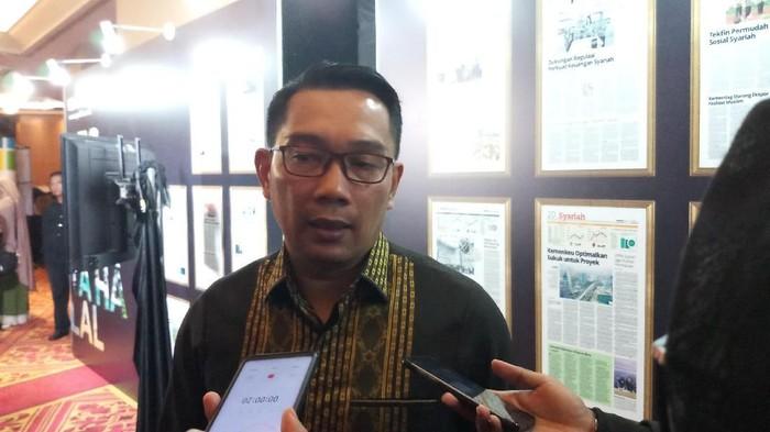 Ridwan Kamil (Farih/detikcom)