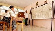 Duh, Sekolah di Gorontalo Terancam Ditutup Akibat Minim Siswa