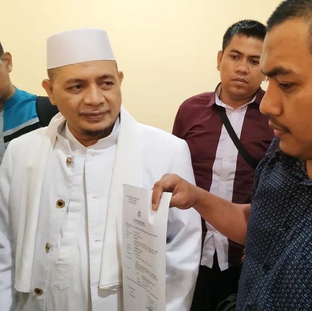 Mantan Ketua FPI Jakarta Ikut Laporkan Sukmawati ke Bareskrim Polri