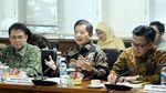 Kepala Bappenas Bahas Ibu Kota Baru Bersama Komite I DPD