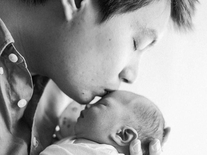 Edric Tjandra resmi jadi ayah