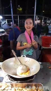 Hebat! Gadis Cantik 14 Tahun Ini Sudah Handal Memasak